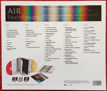 Load image into Gallery viewer, AIR ‎– TWENTYEARS (2 x LP 3 x CD) BOX SET VINYL