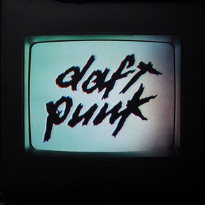 DAFT PUNK - HUMAN AFTER ALL VINYL