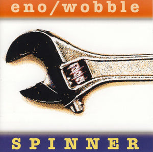 BRIAN ENO / JAH WOBBLE - SPINNER CD