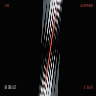 STROKES - FIRST IMPRESSIONS OF EARTH VINYL