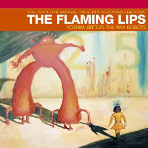 FLAMING LIPS - YOSHIMI BATTLES THE PINK ROBOTS CD