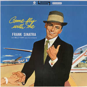 FRANK SINATRA - COME FLY WITH ME VINYL
