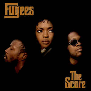 FUGEES - THE SCORE (2LP) VINYL