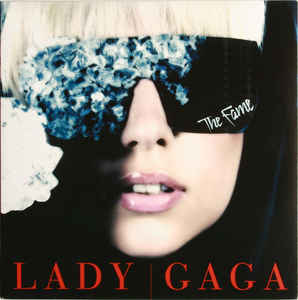 LADY GAGA - THE FAME (2LP) VINYL
