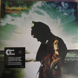 GLEN CAMPBELL - GALVESTON VINYL