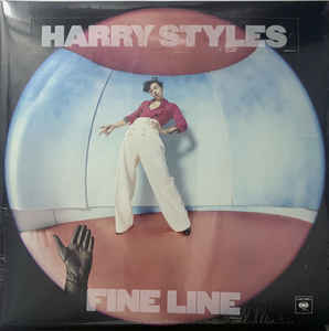 HARRY STYLES - FINE LINE (2LP) VINYL