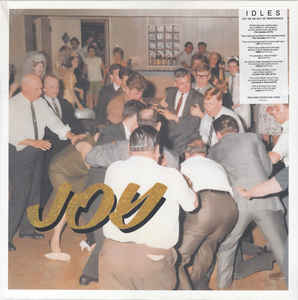 IDLES - JOY AS AN ACT OF RESISTANCE VINYL