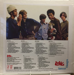LOVE - FOREVER CHANGES (LP/4CD/DVD) BOX SET