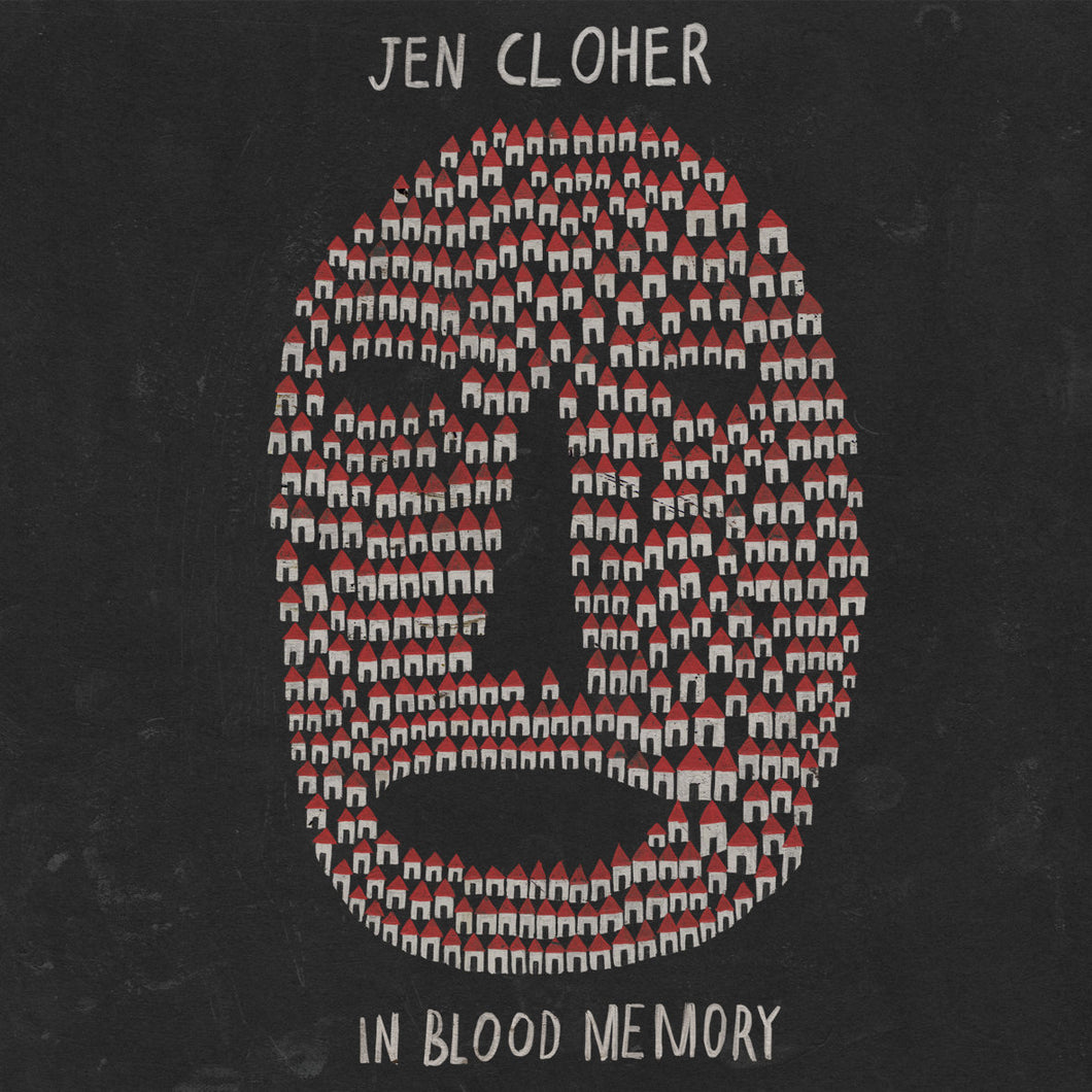 JEN CLOHER - IN BLOOD MEMORY VINYL