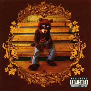 KANYE WEST - THE COLLEGE DROPOUT VINYL