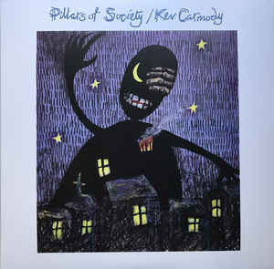 KEV CARMODY - PILLARS OF SOCIETY VINYL