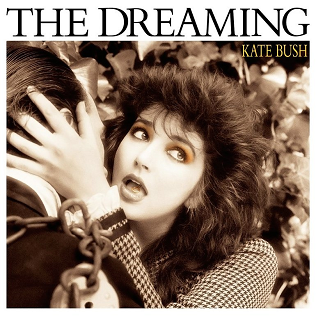 KATE BUSH - THE DREAMING vinyl