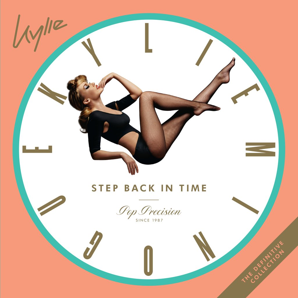 KYLIE MINOGUE - STEP BACK IN TIME: THE DEFINITIVE COLLECTION (2LP) VINYL