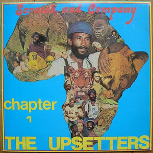 VARIOUS - SCRATCH & COMPANY CHAPTER 1 THE UPSETTERS VINYL