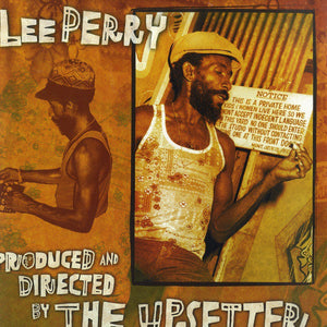 LEE PERRY - PRODUCED AND DIRECTED BY THE UPSETTER vinyl