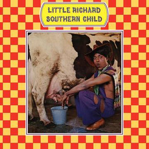 LITTLE RICHARD - SOUTHERN CHILD (YELLOW COLOURED) VINYL RSD 2020