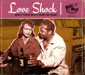 VARIOUS - LOVE SHOCK: ABOUT THOSE BEATS FROM THE HEART CD