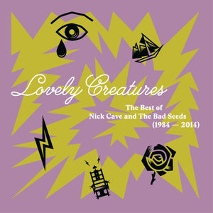 NICK CAVE & THE BAD SEEDS - LOVELY CREATURES: THE BEST OF NICK CAVE & THE BAD SEEDS 1984-2014 (3LP) VINYL