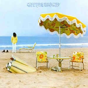 NEIL YOUNG - ON THE BEACH VINYL