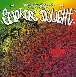 NIGHTMARES ON WAX - SMOKERS DELIGHT Vinyl