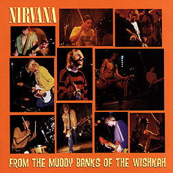 NIRVANA - FROM THE MUDDY BANKS OF THE WISHKAH VINYL