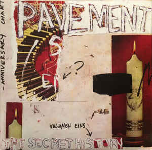 PAVEMENT - THE SECRET HISTORY VOLUME 1 (2LP) VINYL