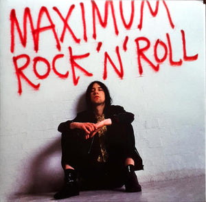 PRIMAL SCREAM ‎– MAXIMUM ROCK'N'ROLL: THE SINGLES VOLUME ONE (2LP) VINYL