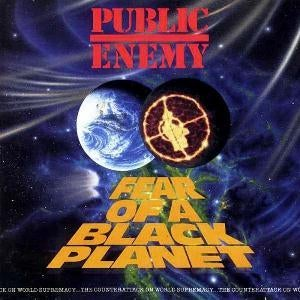 PUBLIC ENEMY - FEAR OF A BLACK PLANET VINYL