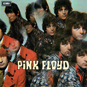 PINK FLOYD - THE PIPER AT THE GATES OF DAWN VINYL