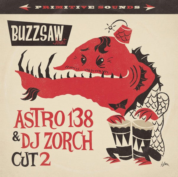 VARIOUS - BUZZSAW JOINT ASTRO 138 & ZORCH CUT 2 VINYL