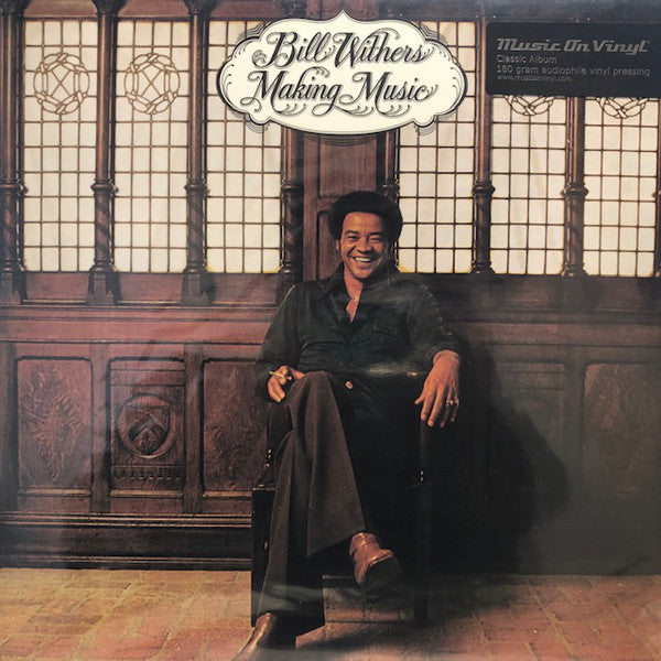 BILL WITHERS - MAKING MUSIC VINYL