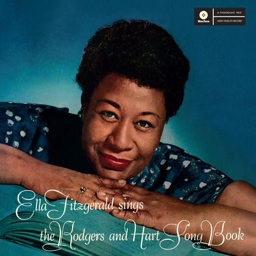 ELLA FITZGERALD - SINGS THE RODGERS & HART SONG BOOK (2LP) VINYL