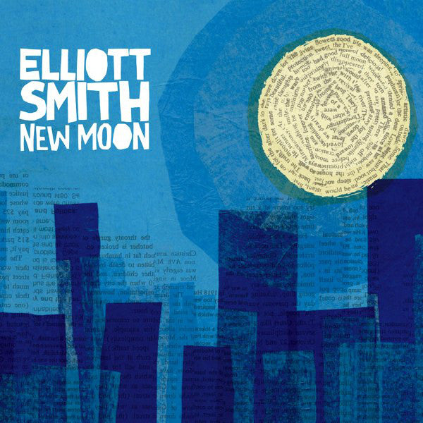 ELLIOTT SMITH - NEW MOON VINYL