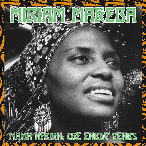 MIRIAM MAKEBA - MAMA AFRIKA: THE EARLY YEARS VINYL