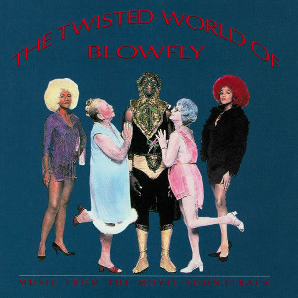 BLOWFLY - THE TWISTED WORLD OF BLOWFLY SOUNDTRACK (USED VINYL M-/EX+)