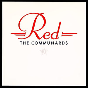 COMMUNARDS - RED (USED VINYL 1987 AUS EX+/EX+)