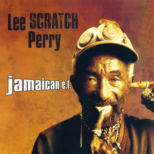 LEE PERRY - JAMAICAN E.T. (ORANGE COLOURED 2LP) VINYL