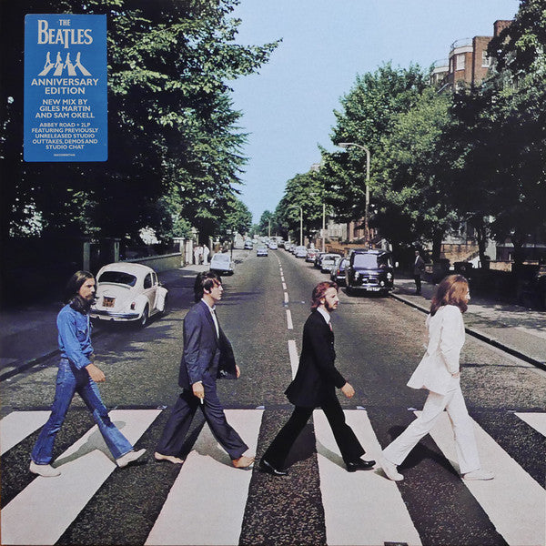 BEATLES - ABBEY ROAD (3LP) VINYL BOX SET