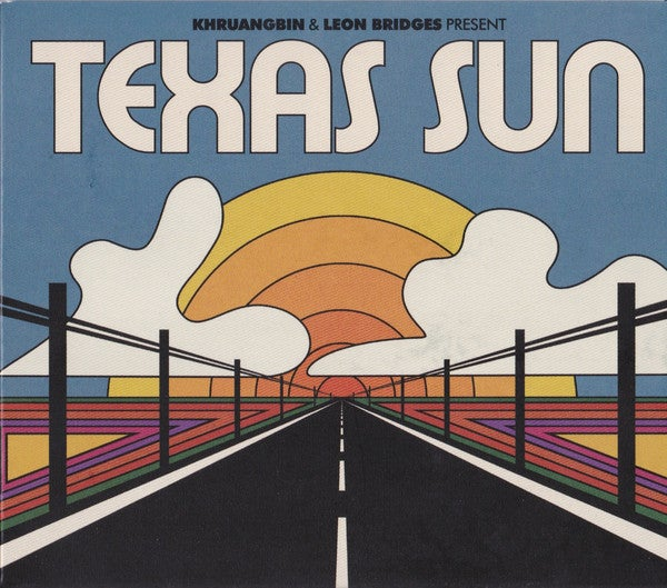Khruangbin & Leon Bridges - Texas Sun CD