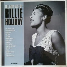 Load image into Gallery viewer, BILLIE HOLIDAY - THE VERY BEST OF (TURQUOISE COLOURED) VINYL