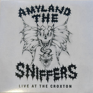 "AMYL & THE SNIFFERS - LIVE AT THE CROXTON (7"") VINYL"