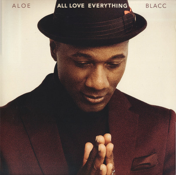 ALOE BLACC - ALL LOVE EVERYTHING VINYL