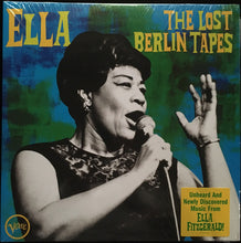 Load image into Gallery viewer, ELLA FITZGERALD - THE LOST BERLIN TAPES (2LP) VINYL