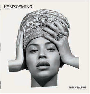 BEYONCE - HOMECOMING: THE LIVE ALBUM (4LP) VINYL