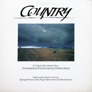 CHARLES GROSS - COUNTRY OST (USED VINYL 1984 US M-/EX+)