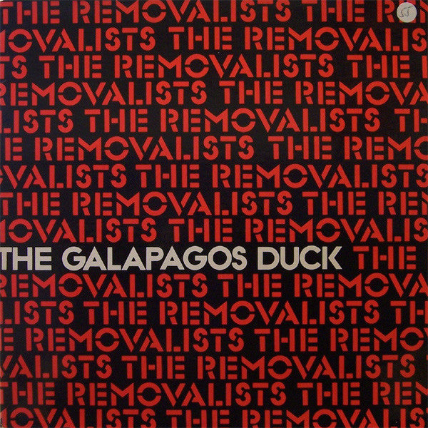 GALAPAGOS DUCK - THE REMOVALISTS OST (USED VINYL 1974 AUS M-/EX+)