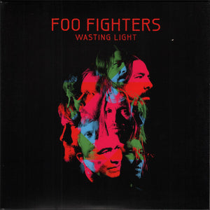 FOO FIGHTERS - WASTING LIGHT (2LP) VINYL