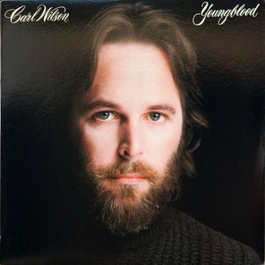 CARL WILSON - YOUNGBLOOD (USED VINYL 1983 US M-/M-)