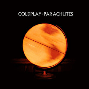 COLDPLAY - PARACHUTES (YELLOW COLOURED) VINYL