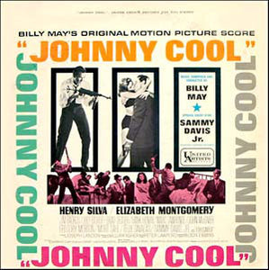 BILLY MAY - JOHNNY COOL SOUNDTRACK (USED VINYL 1963 US EX+/EX-)